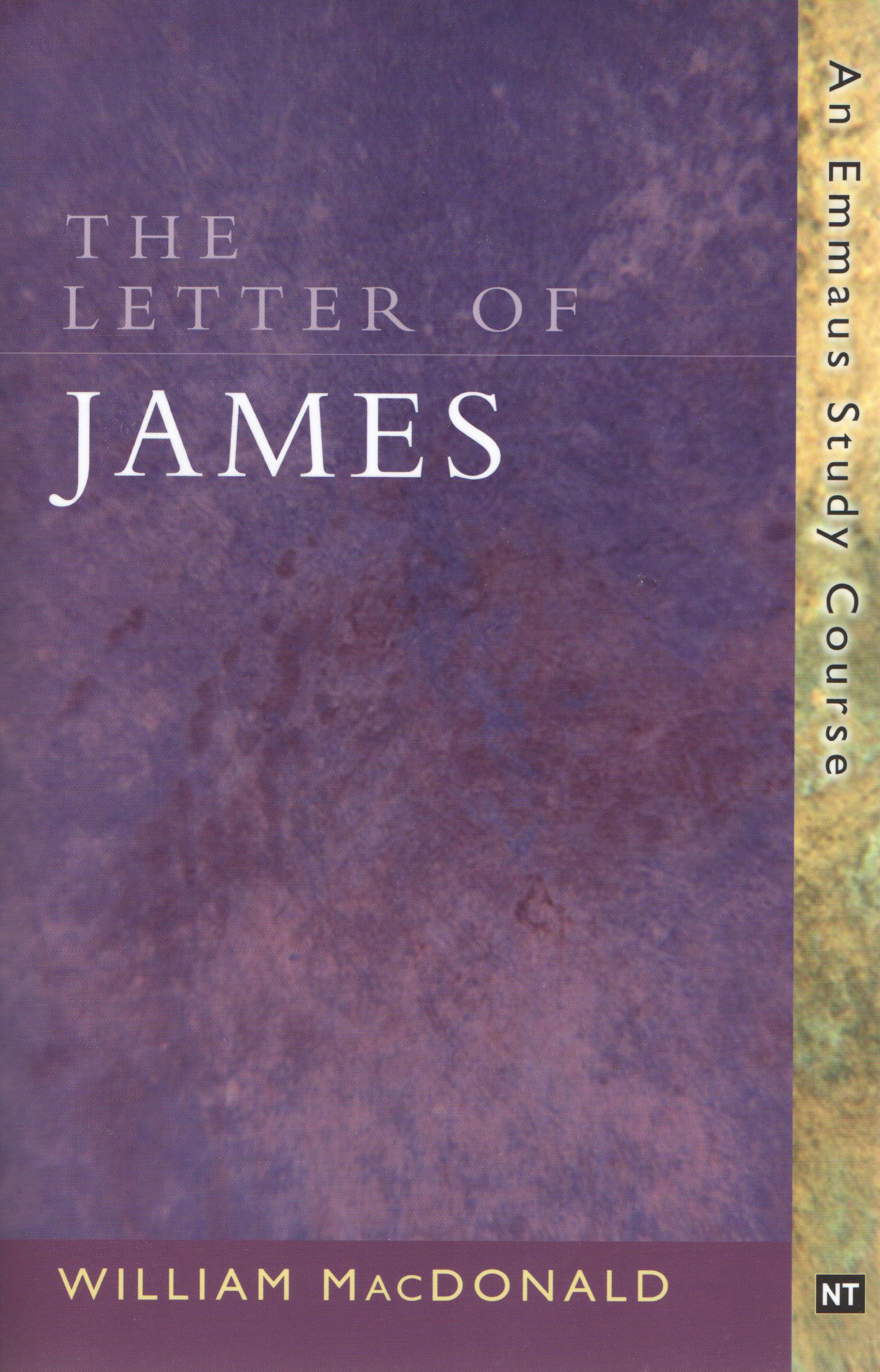 Letter Of James The Tomorrow S Forefathers Online Store