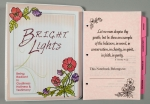 Bright Lights Notebook and Set 1 w/o CD