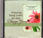Preparing Young Ladies for Their Teen Years CD