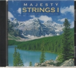Majesty Strings I CD