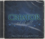 Creator of It All CD