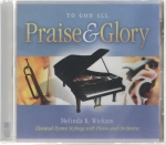 To God All Praise and Glory CD
