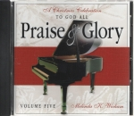 To God All Praise and Glory V CD - A Christmas Celebration -