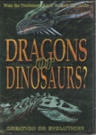 Dragons or Dinosaurs? DVD