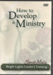 How to Develop a Ministry DVD