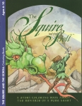 Squire and the Scroll Coloring Book
