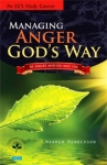 Managing Anger God's Way