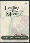 Leading an Effective Meeting Part 2 DVD
