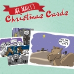 - Mr. Mally's Christmas Cards -