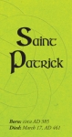 Saint Patrick Gospel Tract - pack of 50