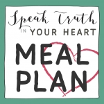 Richardson, TX - Speak Truth in Your Heart Meal Plan
