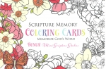 Scripture Memory Coloring Cards
