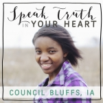 Council Bluffs, IA - Speak Truth in Your Heart Conference Registration - Daughter