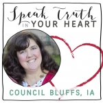 Council Bluffs, IA - Speak Truth in Your Heart Conference Registration - Mother