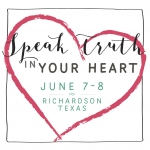 Richardson, TX - Speak Truth in Your Heart Conference Registration - Mother